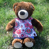 Daisy Pinafore Bear