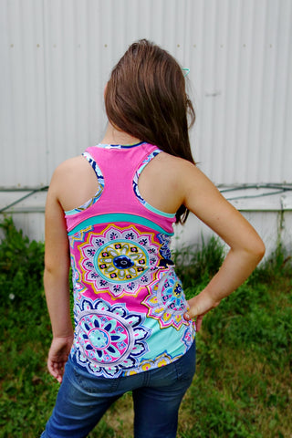 10k Racerback Girls