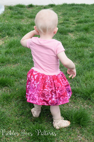Savannah Bubble Dress Baby