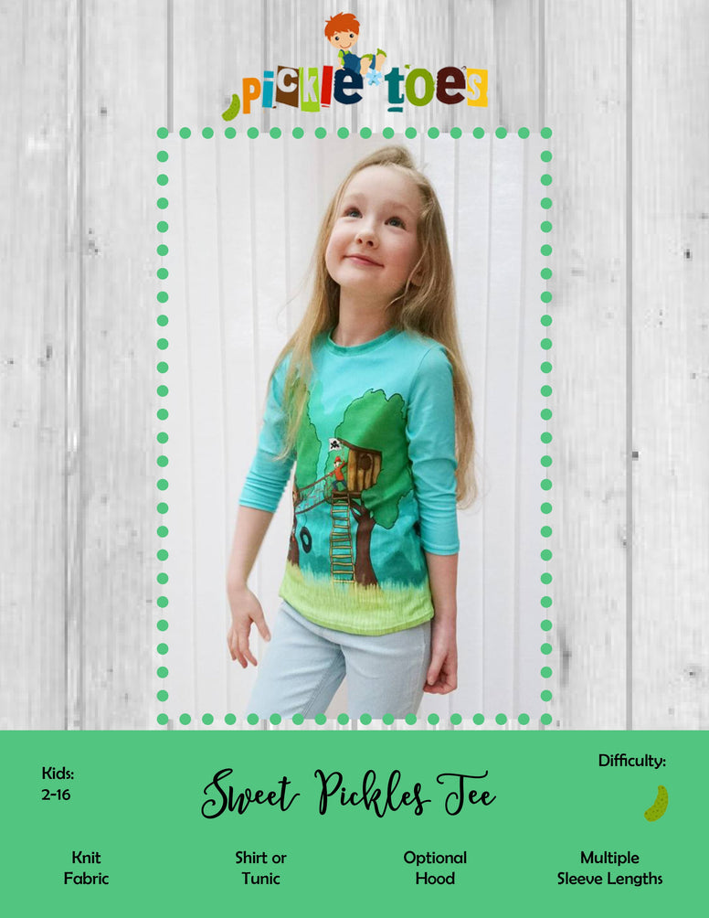 Sweet Pickle Tee
