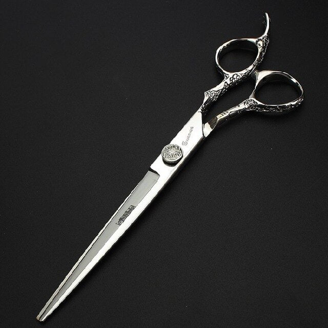 7 inch shears high quality hairdressing scissors hair cutting barber shop supplies professional salon products for hairdresser