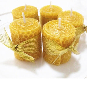Candle Natural Bee Wax