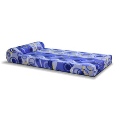 Viro Sofa Bed 3 Feet Single (Blue)