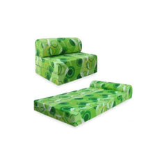 Viro Sofa Bed 3 Feet Single (Green)