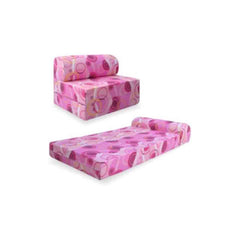Viro Sofa Bed 3 Feet Single (Pink)