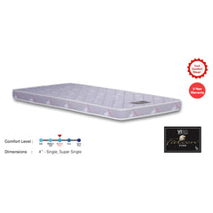 Viro Falcon Foam Quilted Mattress (3.5 Feet Super Single Size x 4