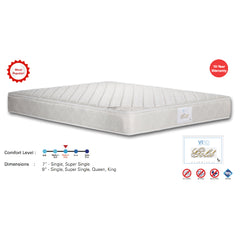 Viro Gold Spring Mattress (5 Feet Queen Size x 9