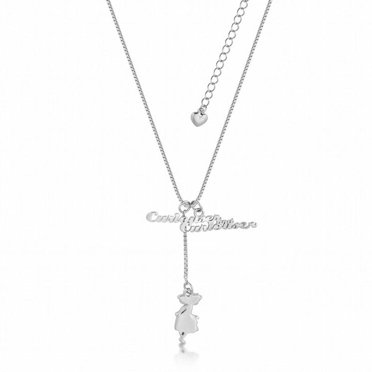 Disney Alice in Wonderland Necklace