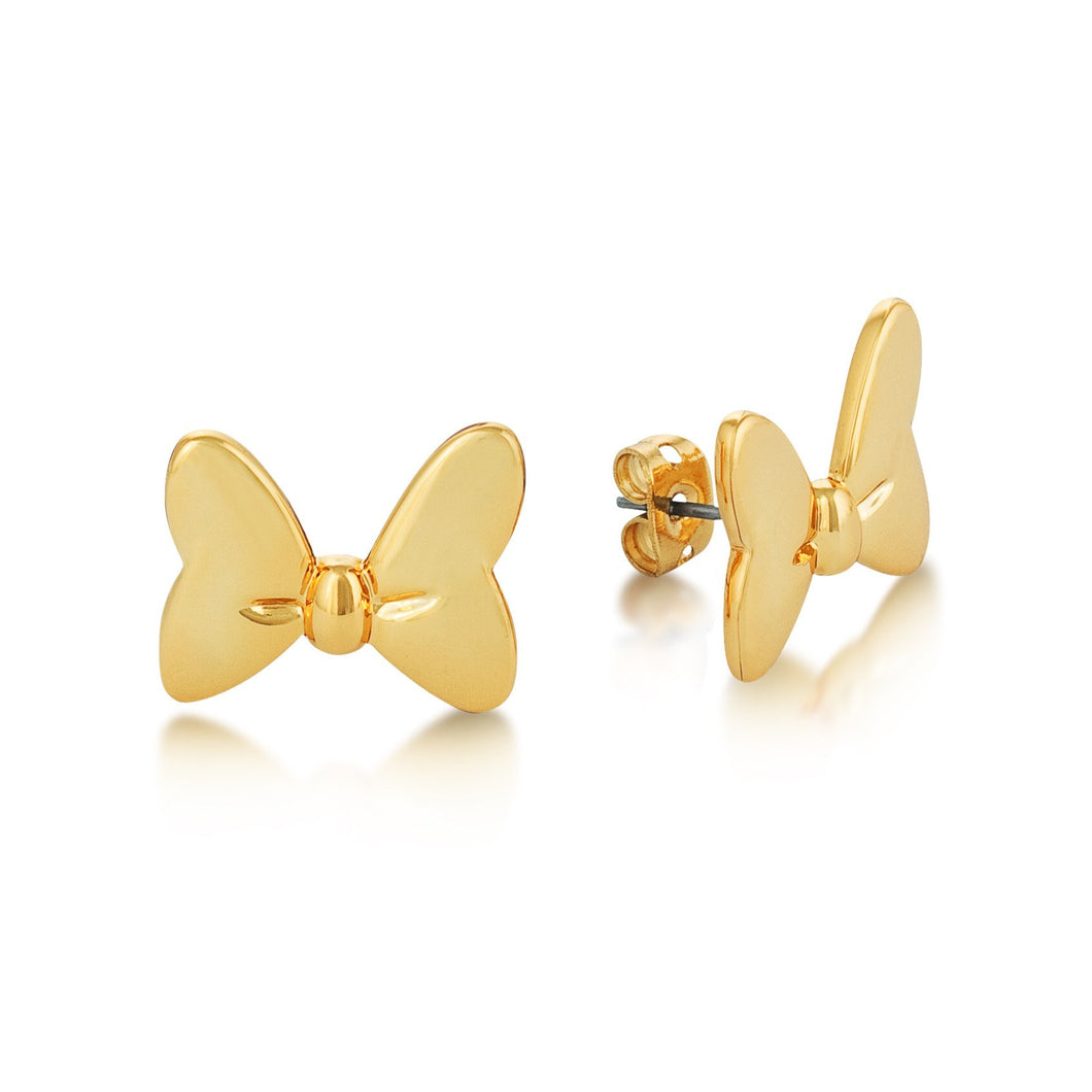 Disney Minnie Mouse Bow Studs