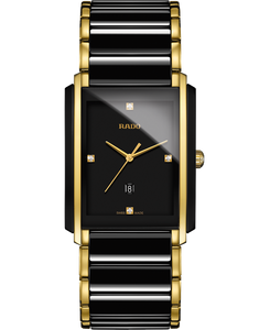 RADO INTEGRAL - DIAMONDS QUARTZ WATCH - R20204712