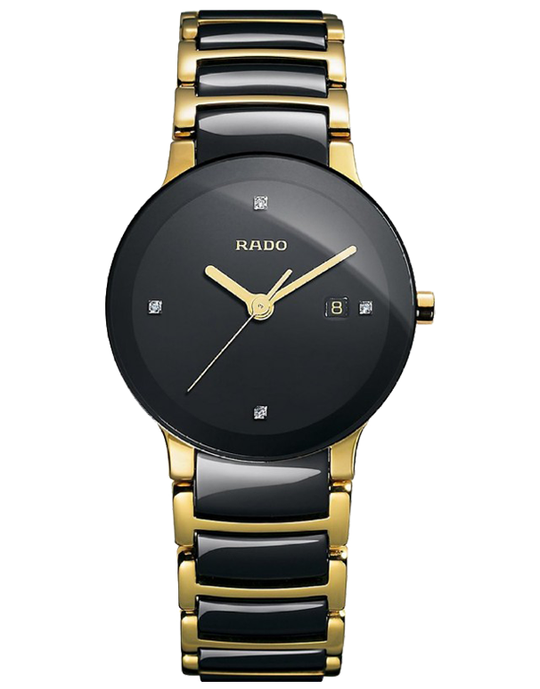 RADO CENTRIX - DIAMONDS QUARTZ WATCH - R30930712