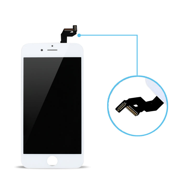 best sneakers 74508 ce48a Yodoit LCD Touch Screen Digitizer Replacement for iPhone 6S Plus
