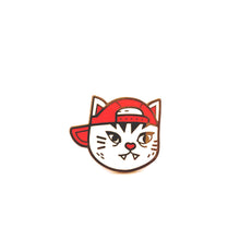 Cat Cap Pin