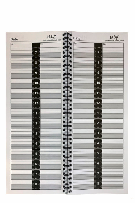 HiLift 2 Column Appointment Book