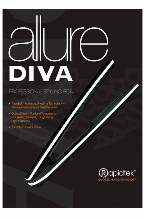 Diva Allure Straightening Iron