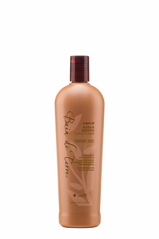 Bain de Terre Argan Oil Sleek and Smooth Conditioner 400ml