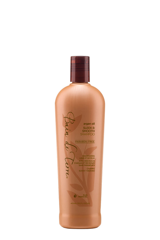 Bain de Terre Argan Oil Sleek and Smooth Shampoo 400ml