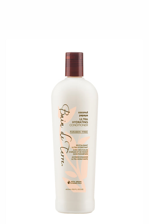 Bain de Terre Coconut Papaya Ultra Hydrating Conditioner 400ml