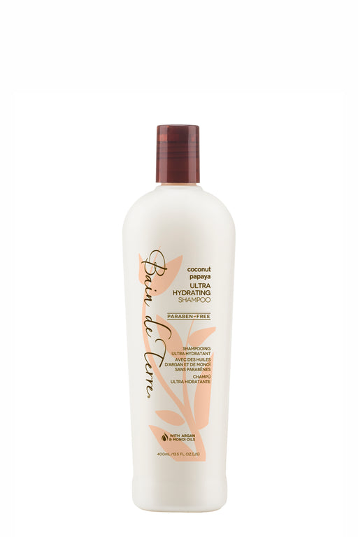 Bain de Terre Coconut Papaya Ultra Hydrating Shampoo 400ml