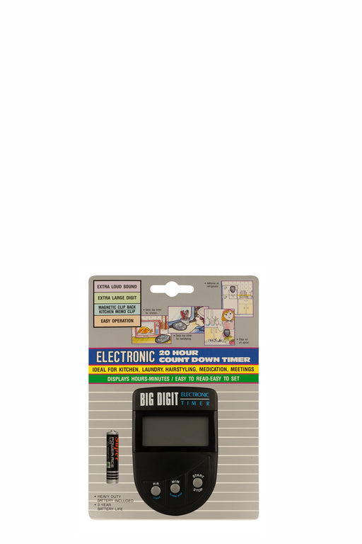 Big Digit Electronic Timer