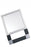 Centrix Chrome Backed Mirror