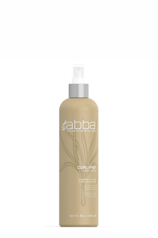 Abba Curl Prep Hair Spray 236ml