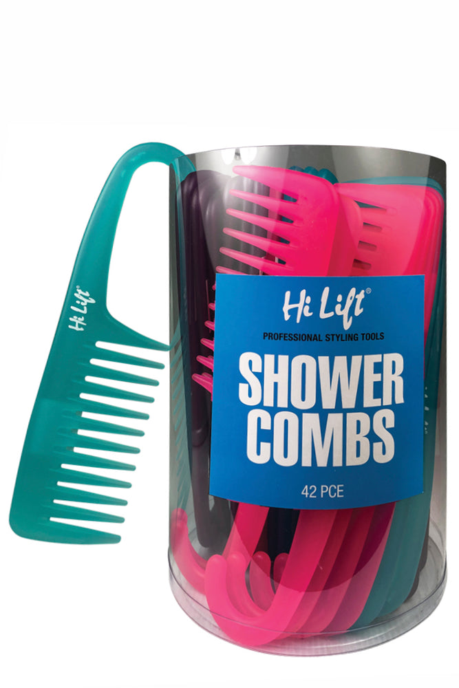 HiLift Shower Combs