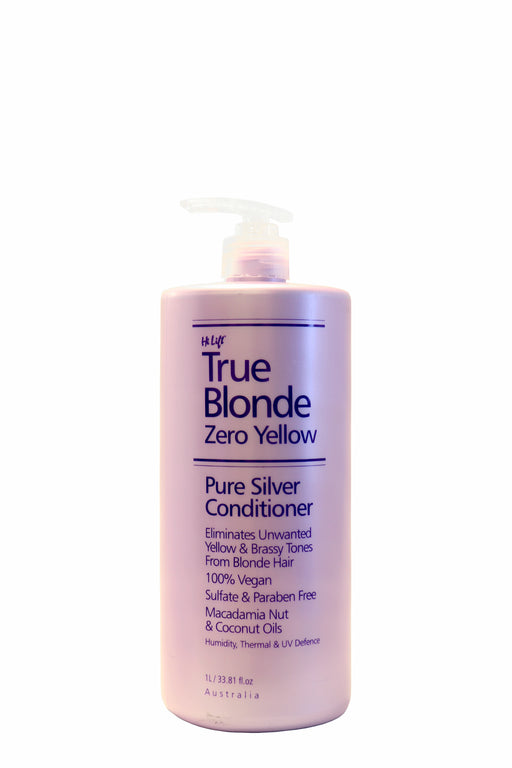 HiLift True Blonde Zero Yellow Conditioner 1lt