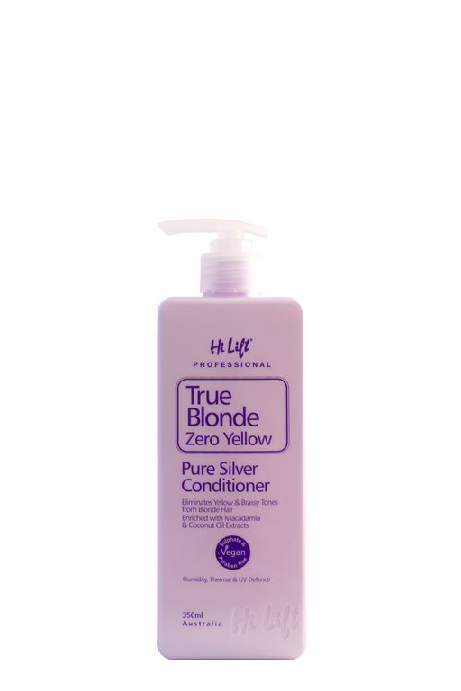 HiLift True Blonde Zero Yellow Conditioner 350ml