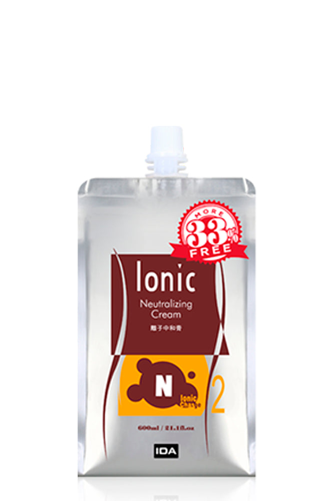Ionic Neutralizing Cream 600ml