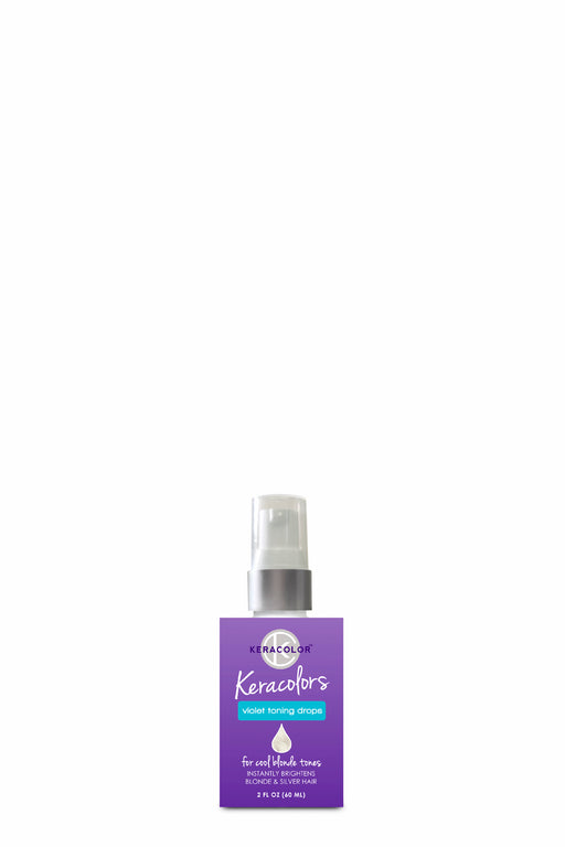 Keracolor Violet Toning Drops 60ml