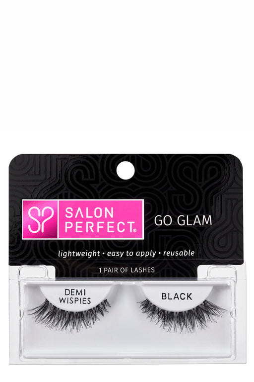 Salon Perfect Demi Wispies Eyelashes - Black