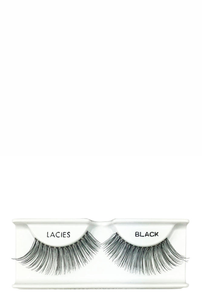 Salon Perfect Lacies Eyelashes - Black