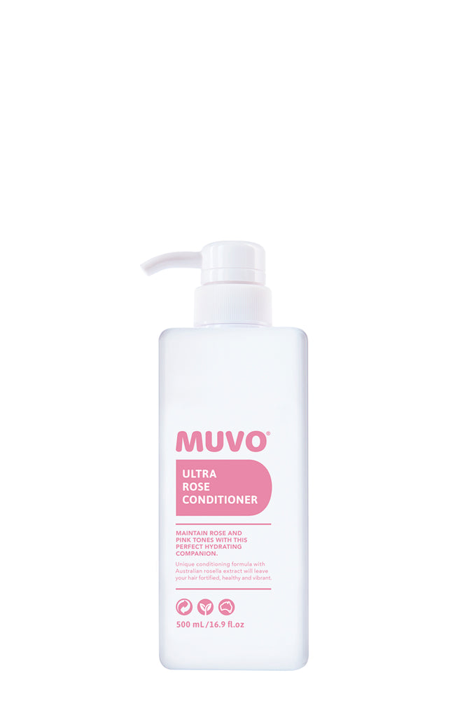 Muvo Ultra Rose Conditioner 500ml