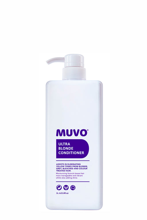 Muvo Ultra Blonde Conditioner 1lt