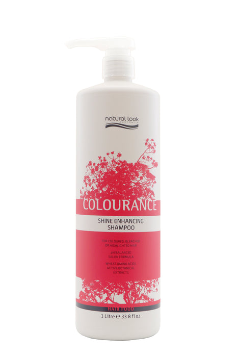 Natural Look Colourance Shine Enhancing Shampoo 1lt