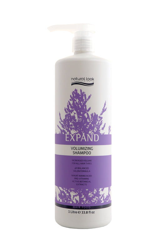 Natural Look Expand Volumising Shampoo 1lt