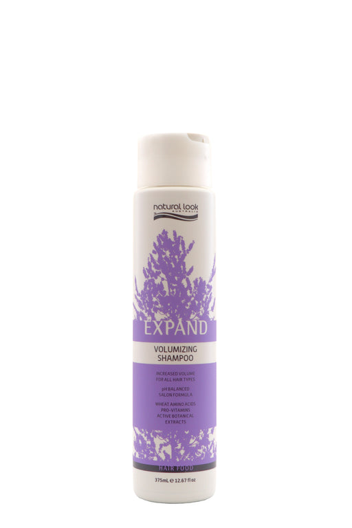 Natural Look Expand Volumising Shampoo 375ml