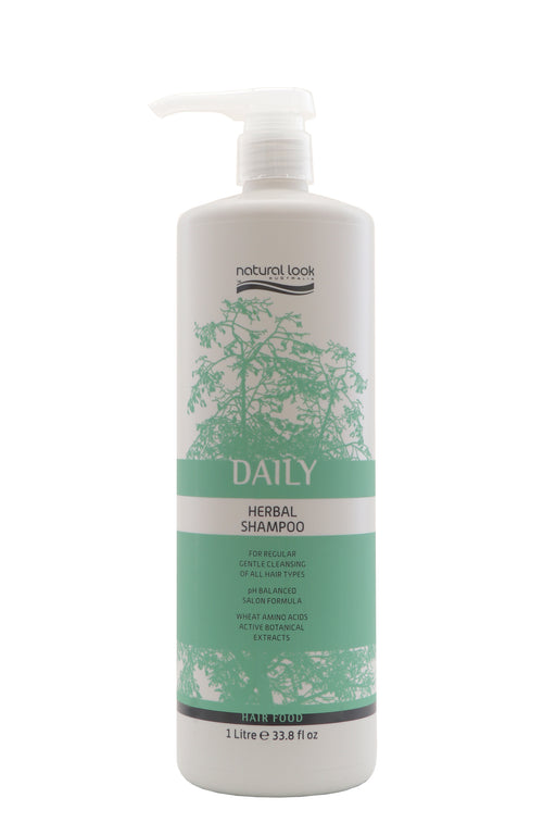 Natural Look Daily Herbal Shampoo 1lt