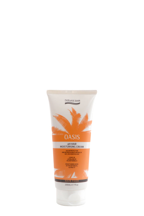 Natural Look Oasis pH Hair Moisturising Cream 200ml