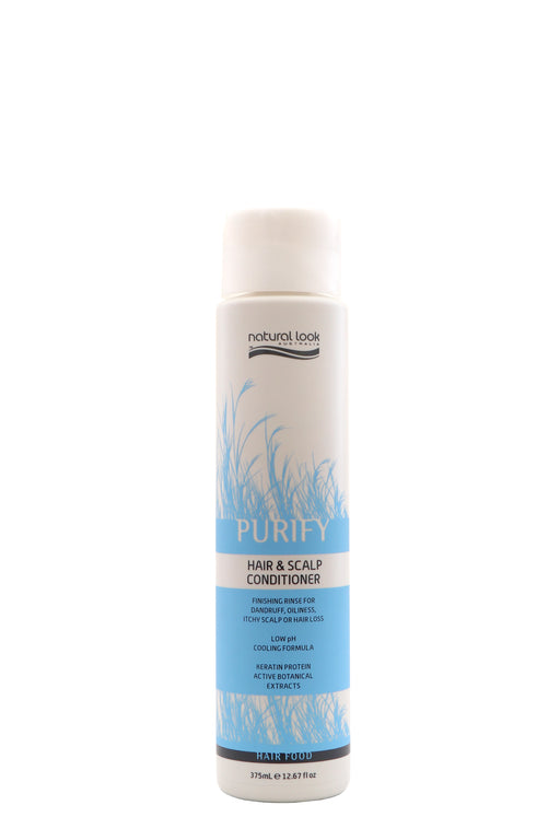 Natural Look Purify Hair and Scalp Conditioner 375ml
