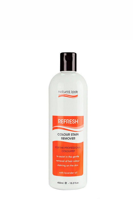 Natural Look Refresh Colour Stain Remover 450ml