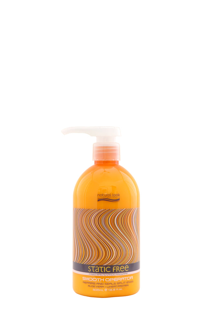 Natural Look Static Free Smooth Operator 500ml
