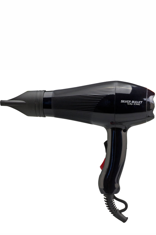 Silver Bullet City Chic Hairdryer