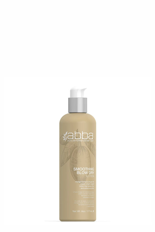 Abba Smoothing Blow Dry Lotion 177ml