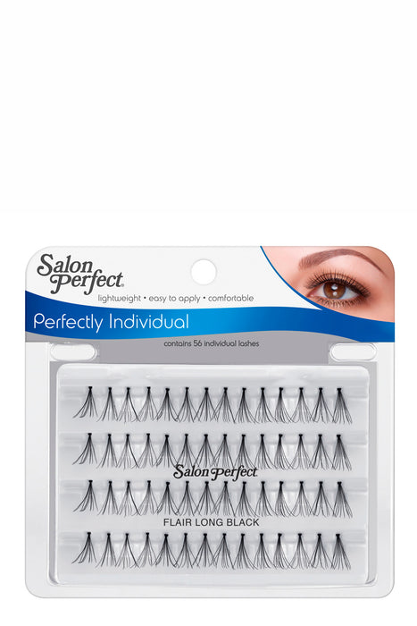 Salon Perfect Custom-eyes Individual Flares - Black
