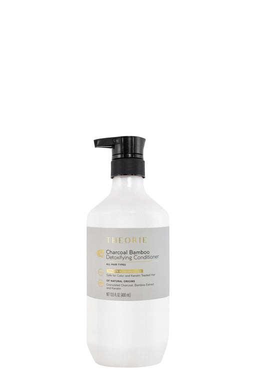 Theorie Charcoal Bamboo Detoxifying Conditioner 400ml