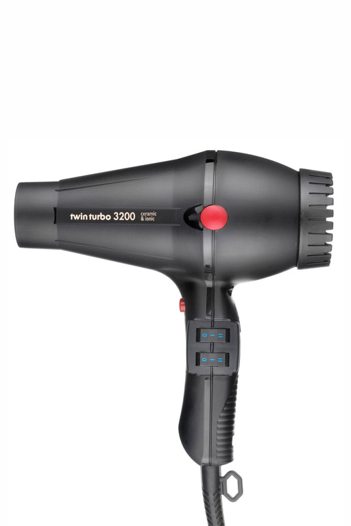 Twin Turbo 3200 Ceramic and Ionic Hairdryer
