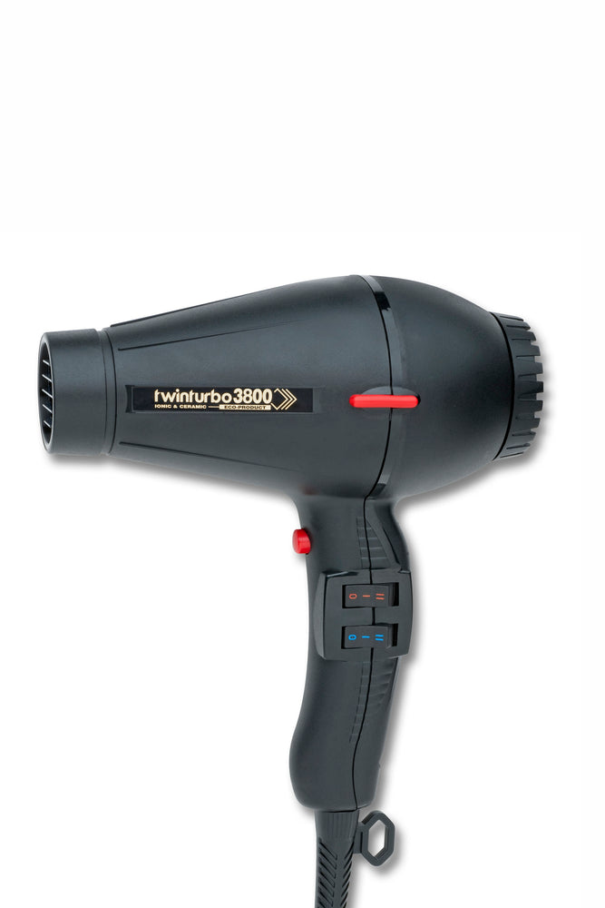 Twin Turbo 3800 Ceramic and Ionic Hairdryer