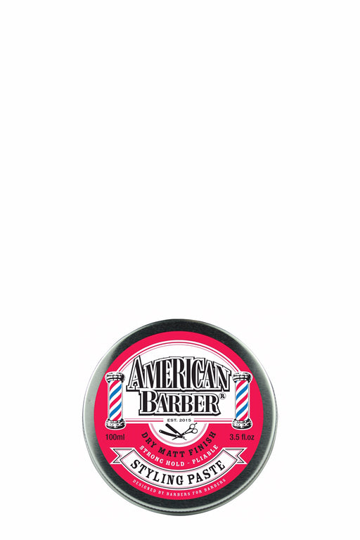 American Barber Styling Paste 100ml
